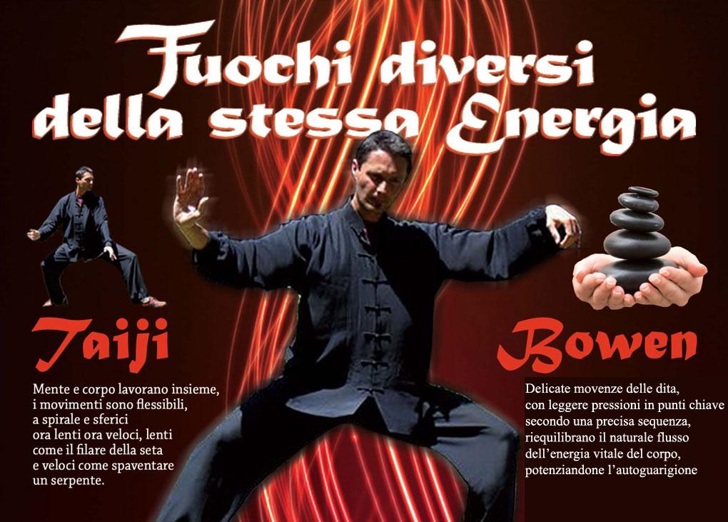 Bowen Bowtech taiji